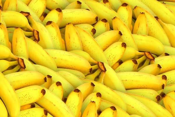 Бананы для укрепления ногтей