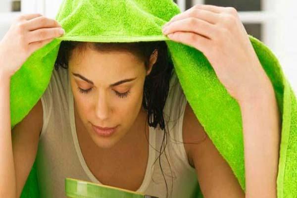 Как делать паровую ванночку для лица