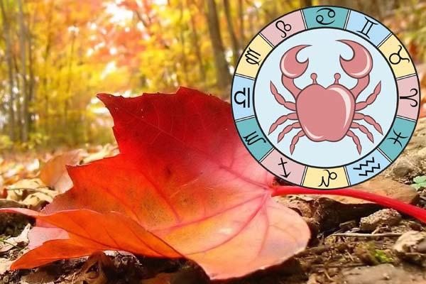 Знак Зодиака Рак, гороскоп в октябре 2018