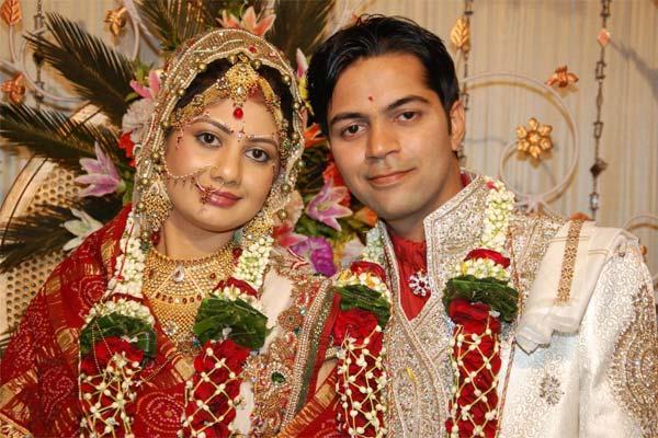 Индуистская свадьба