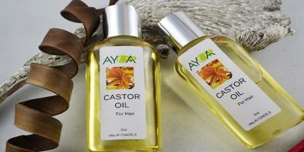 Касторовое масло - отличное средство для лечения расщепленных концов