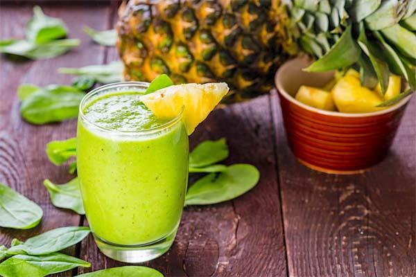 Напиток из ананаса